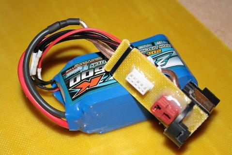Делаем Li-Po аккумулятор для