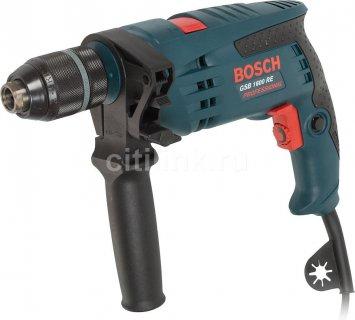 Дрель ударная BOSCH GSB 1600