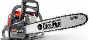 Бензопила OLEO-MACGS35