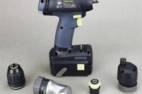 Festool T 18 + 3 і змінні патрони