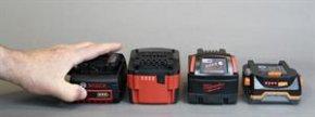 індикатор заряду на акумуляторах